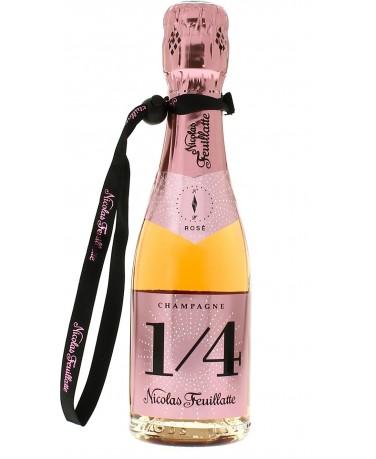 nicolas feuillatte quart one four rose achatvente de