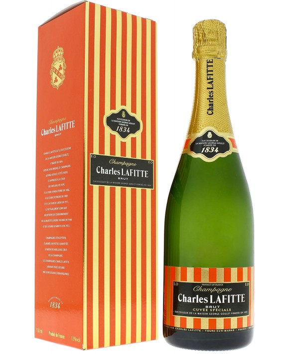 Lafitte Brut Cuvee Speciale Buying Sale Of Champagne